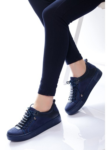 Derithy Sneakers Lacivert